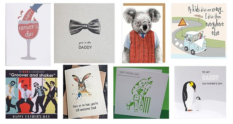 Father's Day Card Selection