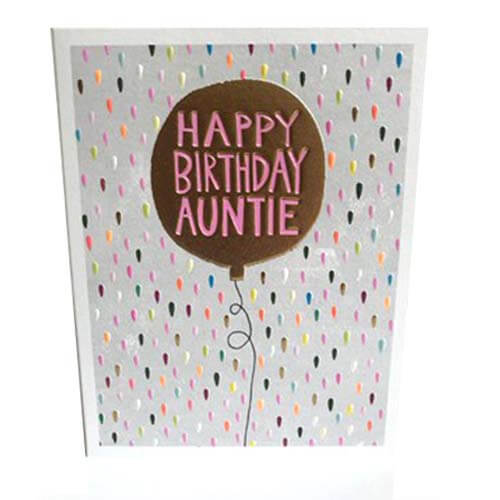 Make Sure You Dont Forget To Let Her Know And Thanks This Cute Quirky Selection Of Handmade Birthday Cards For Aunt Youll Be Spoiled Choice