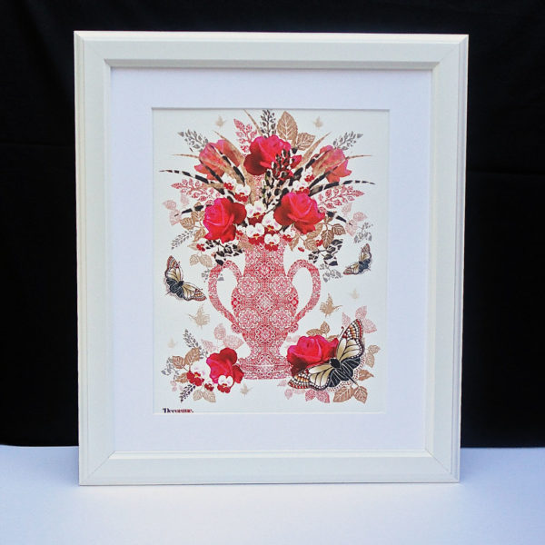 Decorque Display A3 Art Print