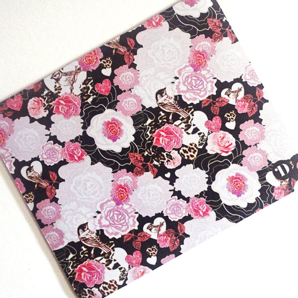 Pink Rose Mouse Mat